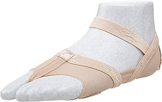Capezio Women's H07FB Full Body footUndeez Lyrical/Modern Shoe