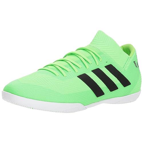 promo code de8e7 58448 adidas Originals Mens Nemeziz Messi Tango 18.3 Indoor Soccer Shoe