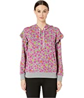 Kate Spade New York Athleisure - Marker Floral Terry Hoodie