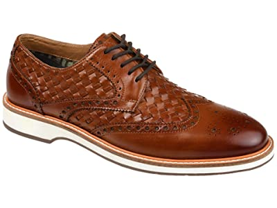 Thomas & Vine Radcliff Woven Wing Tip Derby