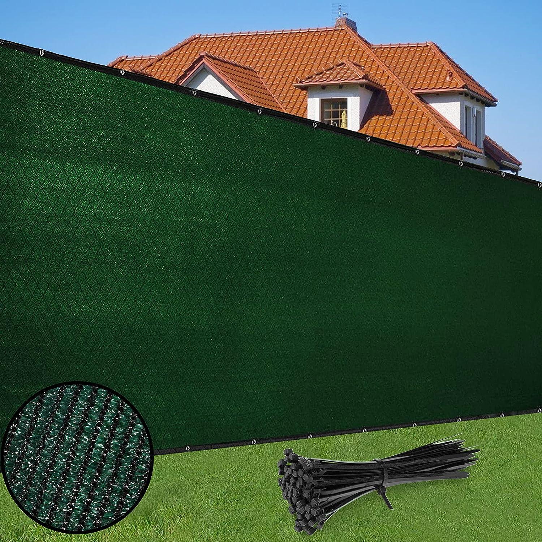 Purchase Duerer Privacy Screen Fence 4' x Duty Oakland Mall Windscree Garden Heavy 50'