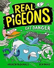 Real Pigeons Eat Danger (Book 2)