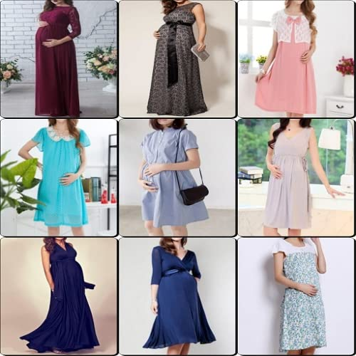 Fashion Maternity Dresses Pregnant