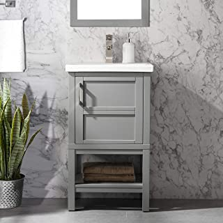 Bathroom Vanities Amazon Com Kitchen Bath Fixtures Bathroom Sink Vanities Accessories