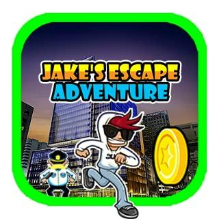 jake speed - adventure escape