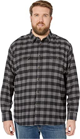 Slate/Black Buffalo Plaid