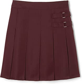 Girls' Two-Tab Pleated Scooter Skirt