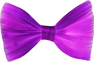 LED Light up Bow Tie 7 Colors Luminous Bowtie