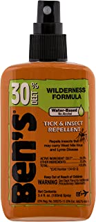Ben's Deet Insect Repellents-3.4 oz