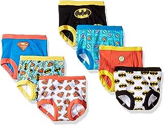 Boys Toddler Superman, Batman and More Training Pants
