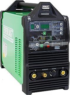 2019 Everlast PowerTIG 210EXT 210amp Ac Dc Tig Stick Advance Pulse Welder 110/220 Volt Inverter-based IGBT Technology