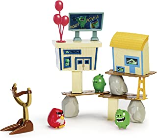 Angry Birds - Pig City Strike Playset - coolthings.us