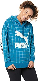 PUMA Women's Revolt Hooded Sweat TR
