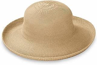 Wallaroo Hat Company Women's Victoria Sun Hat – Ultra-Lightweight, Packable, Modern Style, Designed in Australia.