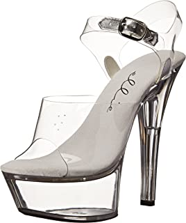 Ellie Shoes Women s 601 Brook Platform Sandal