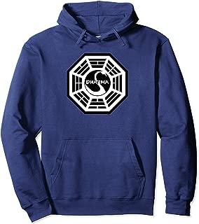 Lost The Swan Logo Hoodie