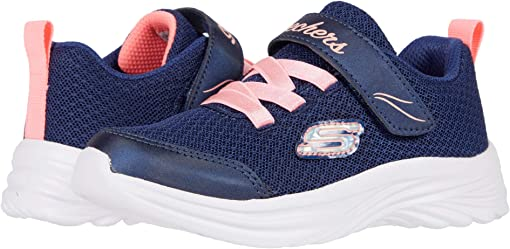 Navy/Coral