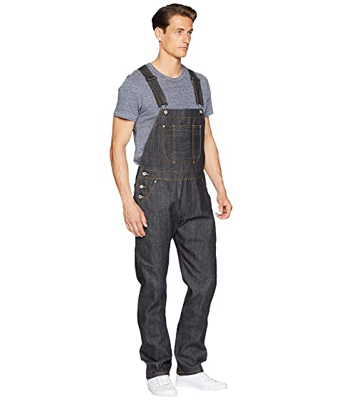 Naked Famous Twill Overalls Hand amp; Selvedge Left rWO0Bwrqz
