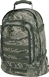 Mercury Tactical Gear Code Alpha 3 Day Stretch Tactical Backpack, Digital Camouflage, Air Force