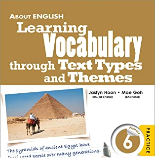 About English: Learning Vocabulary Through Text Types and Themes Primary 6