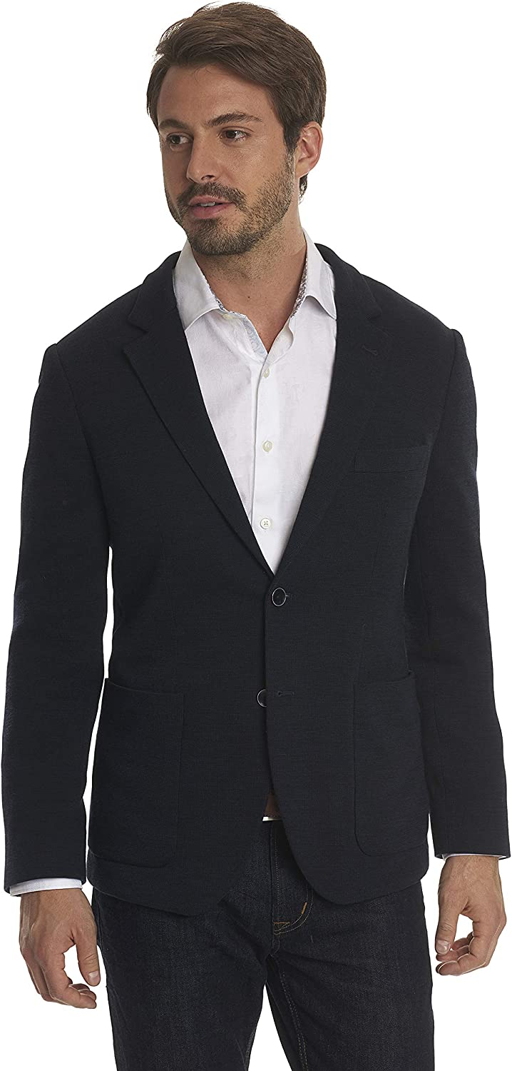 Robert Graham Men's Waldo Knit Max 76% OFF Easy-to-use Tailored Sportcoat Fit