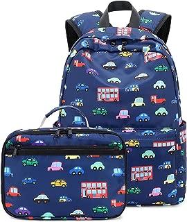 kindergarten backpacks and lunchboxes