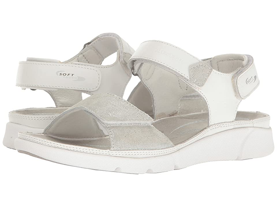 Allrounder by Mephisto Tabasa (White Leather) Women