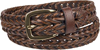 "Chaps Boys' Big 1"" Casual Braid Belt"