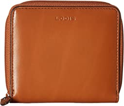 Lodis Accessories Audrey RFID Amaya Zip French Wallet