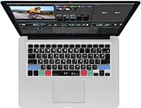 KB Covers DaVinci Resolve keyboard cover for Apple MacBook / Wireless