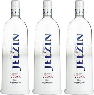 Jelzin Vodka Ice Premium, 3 x 0.7 L