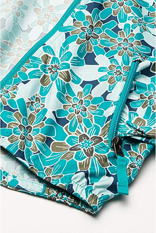 Jaiden Green Flower Power Print