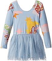 Stella McCartney Kids - Lucy in the Sky Tulle Dress (Toddler/Little Kids/Big Kids)