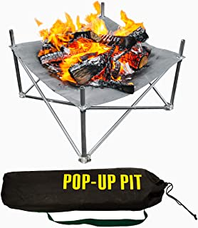 Pop-Up Fire Pit Ultra Lite | FULLSIZE 24"