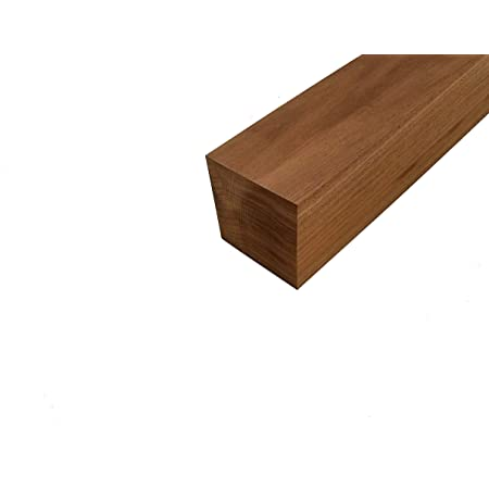 2.5 x 2.5 x 24 Hard Maple Lumber Turning Blank Square 1 Pc