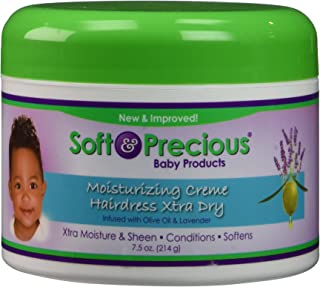 Soft & Precious Baby Products Moisturizing Creme Hairdress Xtra Dry 7.5oz