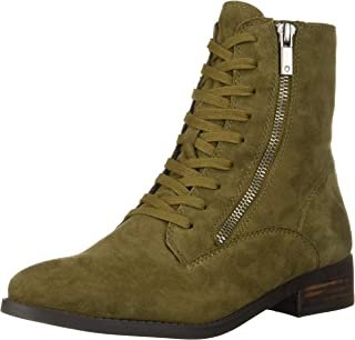 Lucky Brand Women's Hildran, Military Gre, 7 Medium US