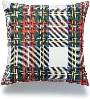 tartan plaid pillows