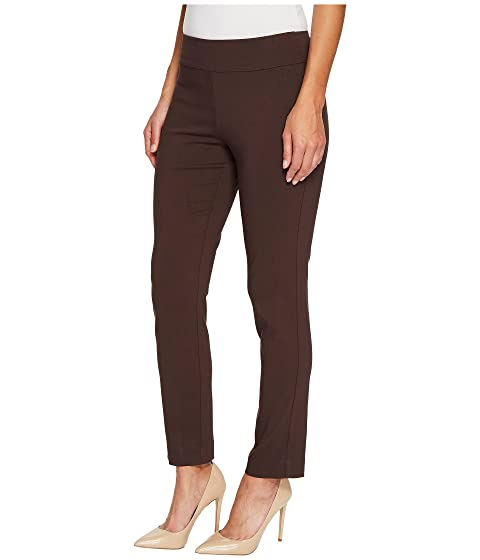 Cheap Sale Fake Low Price Fee Shipping Krazy Larry Pull-On Ankle Pants Brown Clearance Prices 2018 For Sale Fashion Style Cheap Price N1EqyU