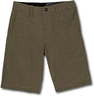 "Volcom boys Volcom Boy's Frickin SNT 18"" Hybrid Short Casual Shorts"