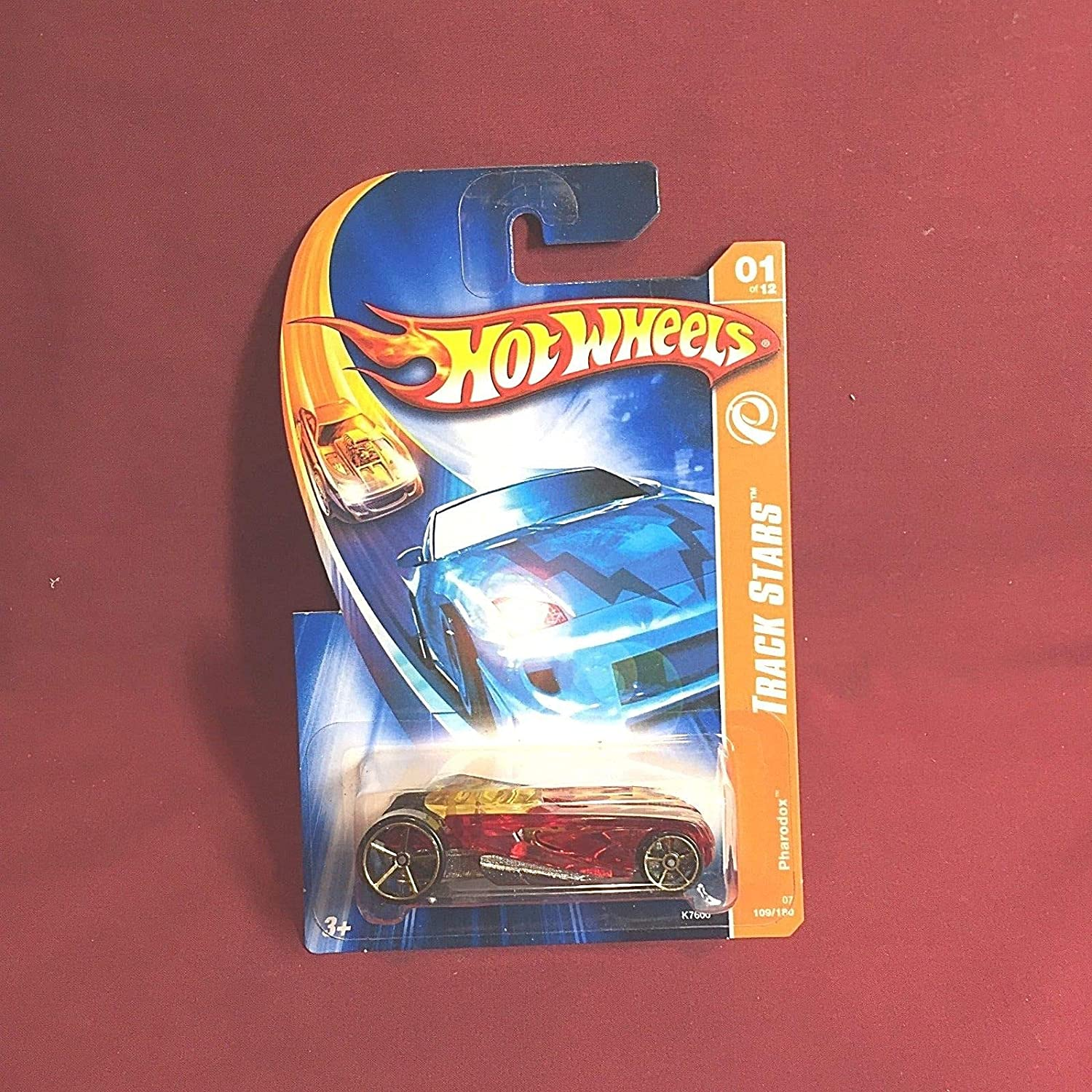 2007 Rogue Hog Hot Wheels Collectible  New Models Series  8 180 by Hot Wheels