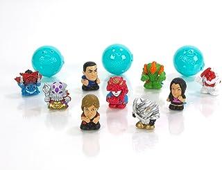 Squinkie Power Ranger 12 Piece Bubble Series 3