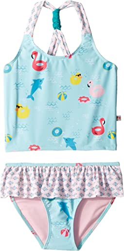 Appaman Kids Pool Toy Santorini Tankini (Toddler/Little Kids/Big Kids)
