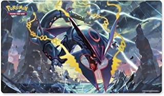 Pokemon Card Supplies Shiny Mega Rayquaza Play Mat
