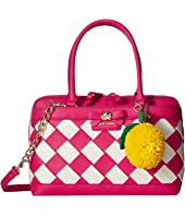 Betsey Johnson - Forbidden Fruit Satchel