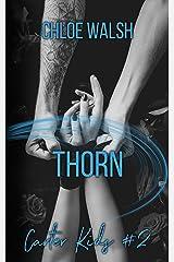 Thorn: Carter Kids #2 Kindle Edition