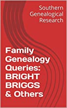 Best history and genealogy of the briggs family Reviews