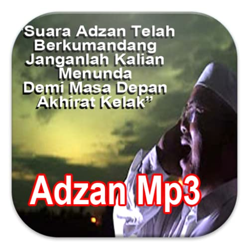 Adzan Mp3