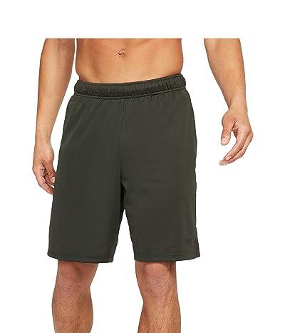 Nike Big Tall Dry Shorts Epic 2.0 (Sequoia/Black) Men