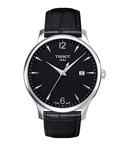 Tissot T-Classic Tradition T0636101605700 (Black) Watches